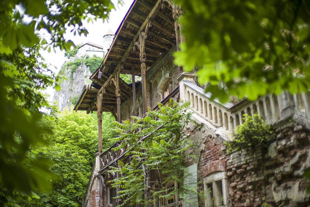 Ruins of Rikli's Resort