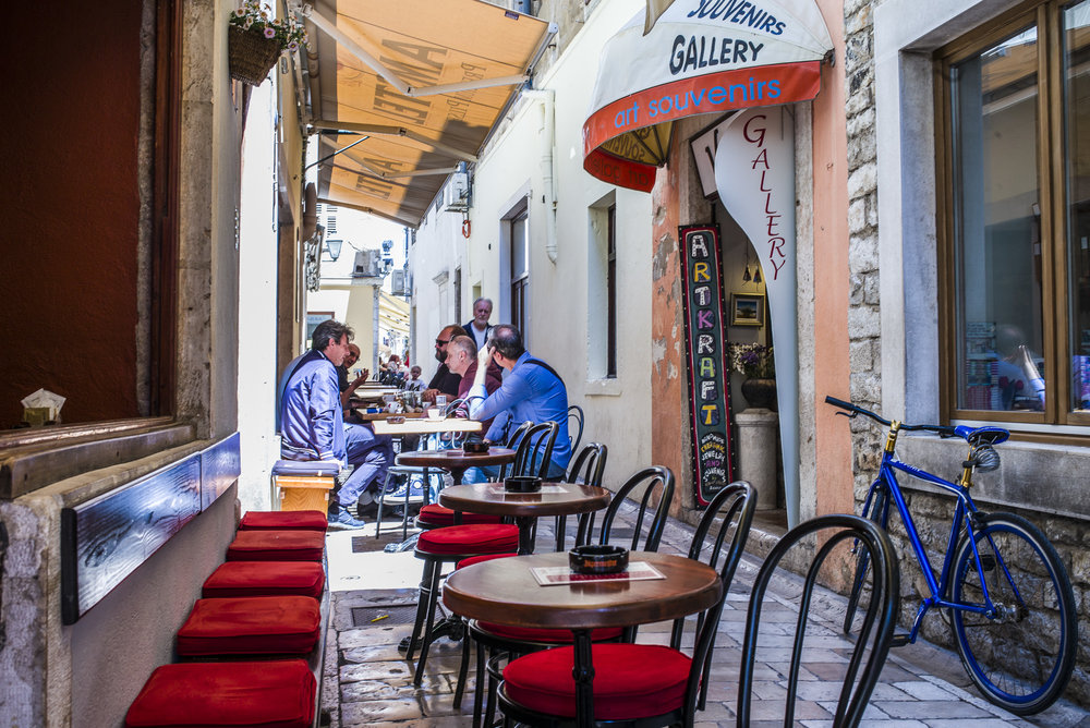 Zadar Cafe