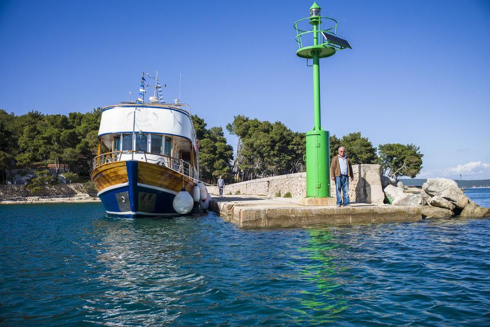 Harbor of Preko