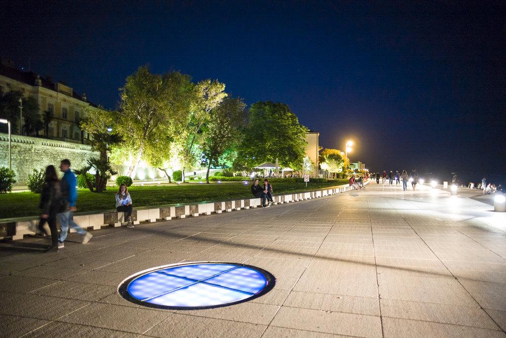 Evening in Zadar