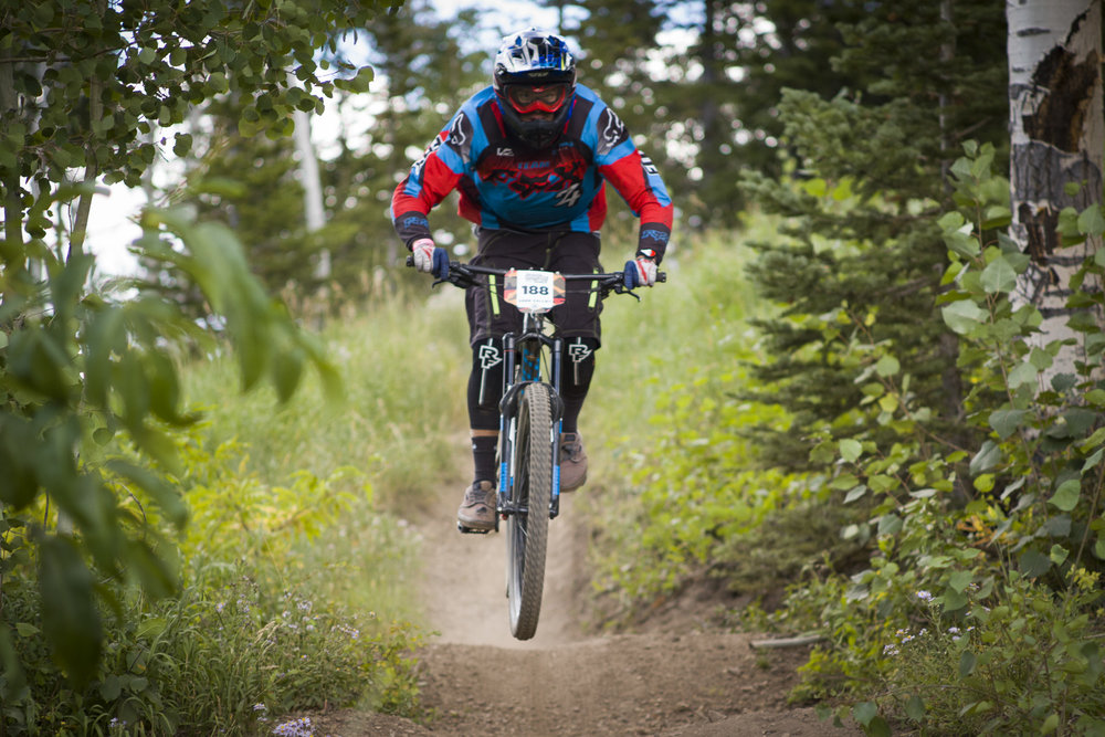 Riding the Trails in Deer Valley