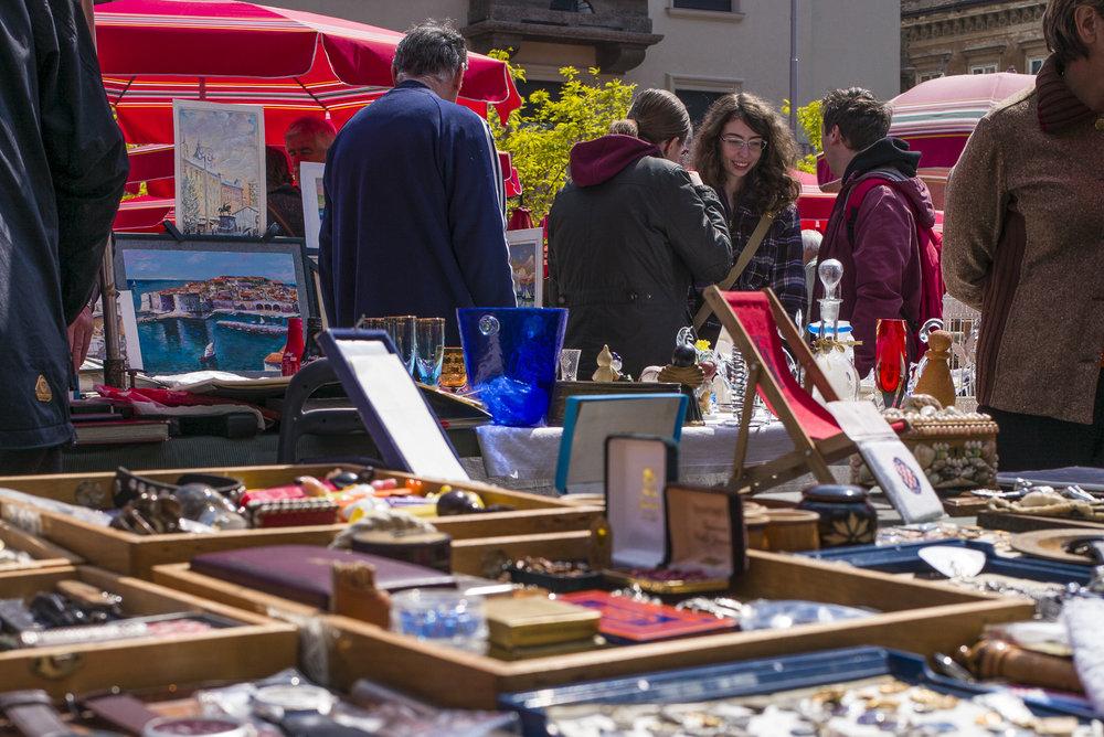 Unique items in the Market
