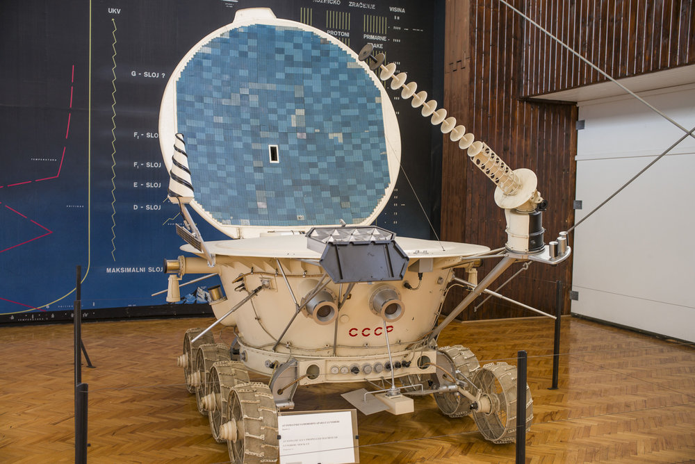 Soviet Lunar Rover