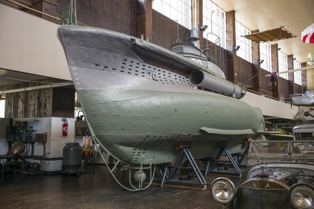 Yugoslavia Submarine