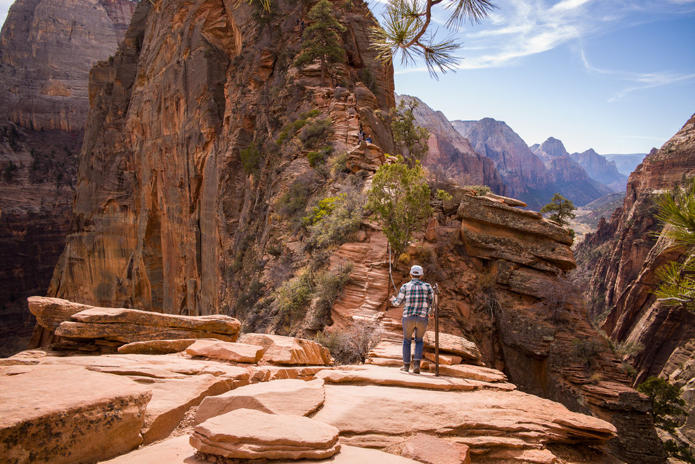 Section 4 of Angels Landing