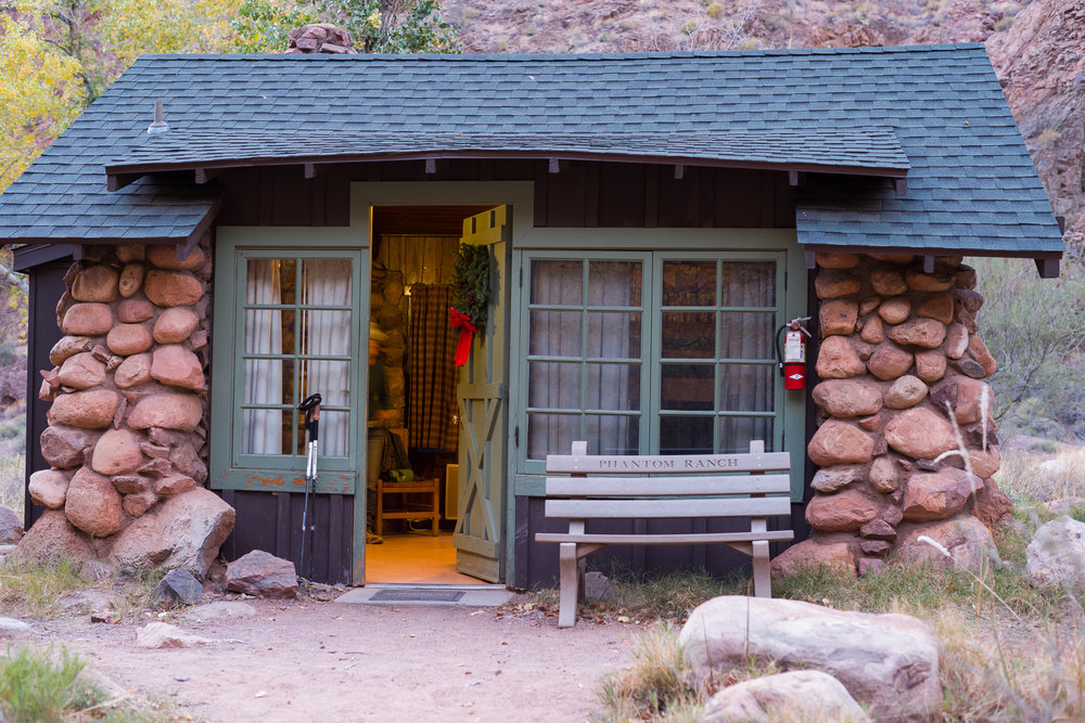 Our Cabin at Phantom Ranch