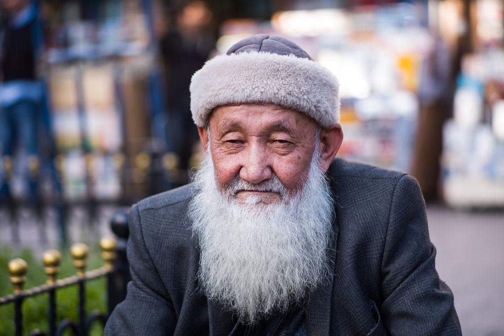 Visitor from Afghanistan
