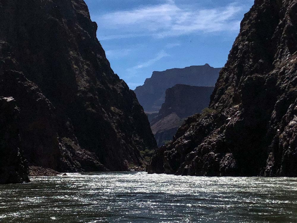 Granit Gorge