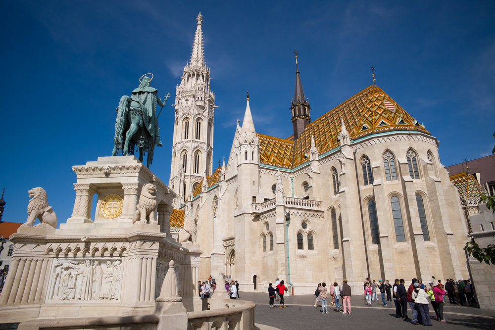 St. Stephen and Matthias Church