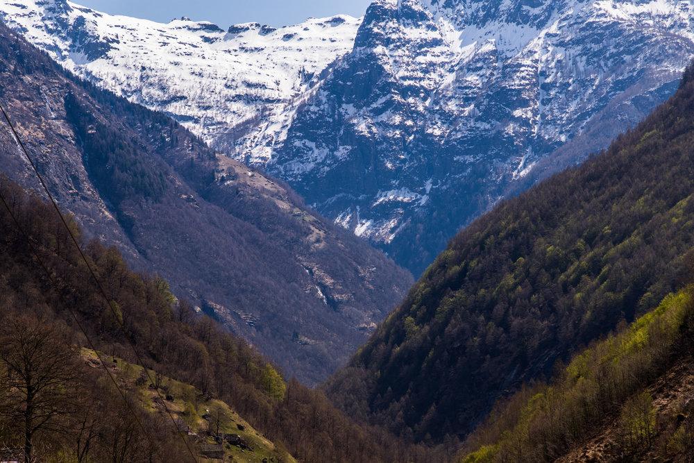 The Lepontine Alps