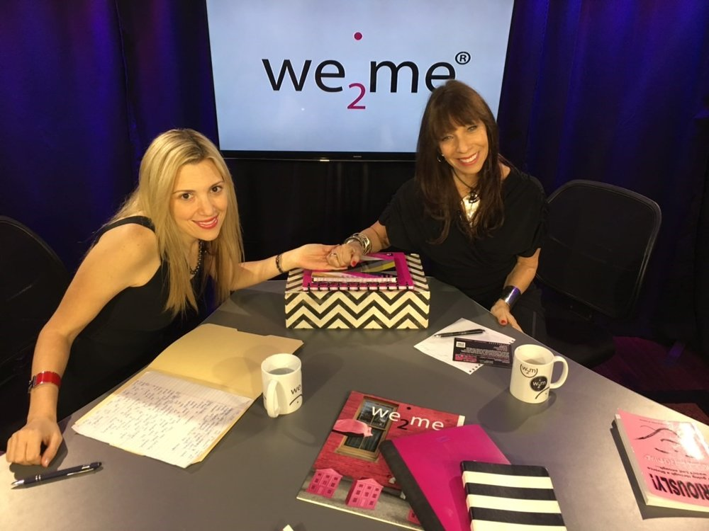 November 2017: Jillian A. Centanni, Esq. appeared for the second time on we2me to discuss estate planning! -