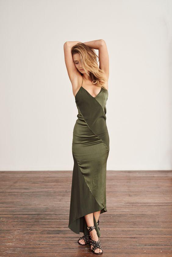 0cd55272895df Lennox Slip Dress — The SYDNY