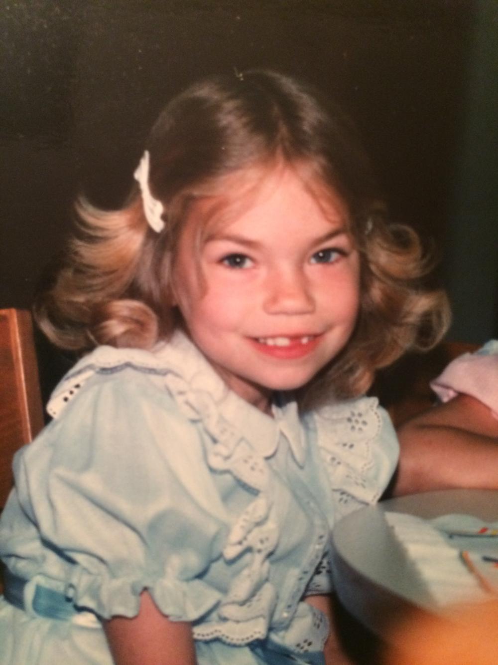 Amanda |Age 5