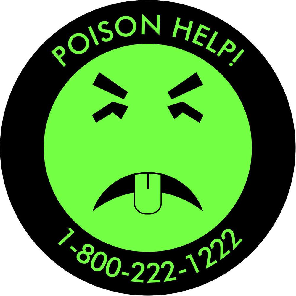 Keeping the number for the Oregon Poison Center handy is a great way to help protect your children