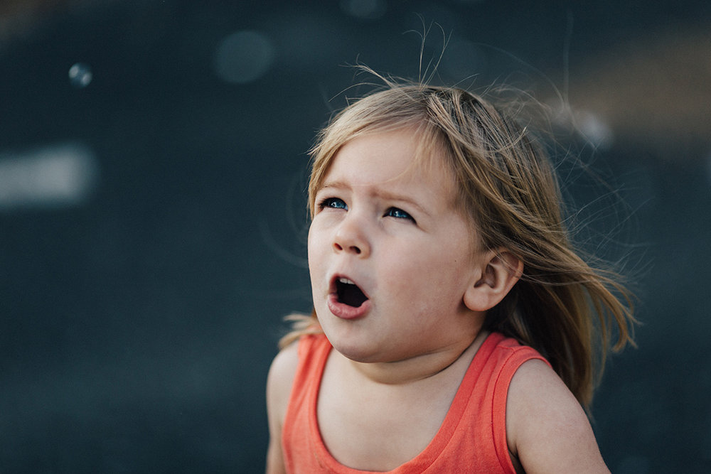 How to tell if your child is having trouble breathing