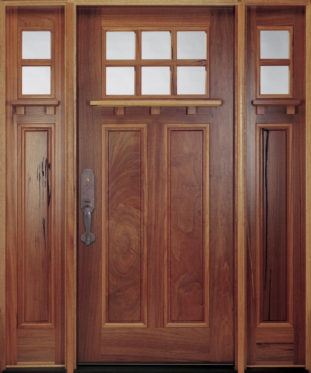 Alpine & MAI Hardwood Doors | Shop By Collection