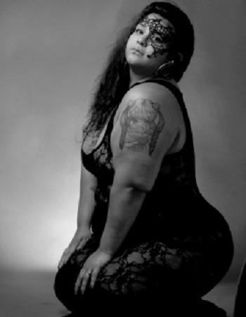 Sadie Olivia   Sadie Olivia is the enchanting tattooed, BBW Latina of your dreams. Whether you've been searching for a sultry and addictive playmate, a kinky girlfriend or a cruel Mistress, she is skilled and versatile and enjoys exploring all aspects of her sexuality.