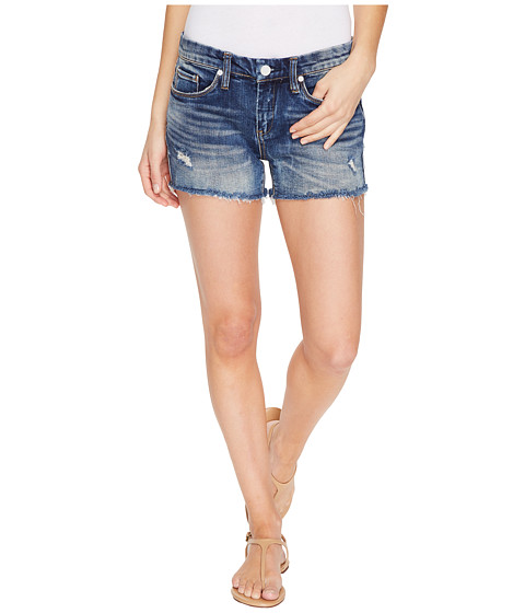 Blank NYC Denim Shorts with Shadow Pocket in Amped Out $54.99