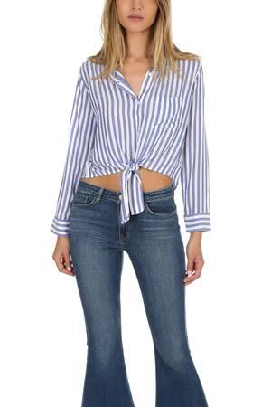 Rails Val Striped Shirt  $148