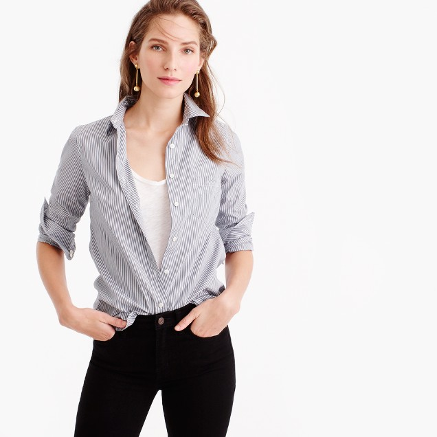 Jcrew Women's Everyday Shirt $69.50