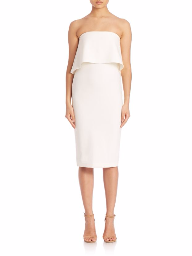 Likely Driggs Strapless Dress $178