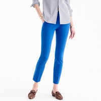 Jcrew Martie pant in two-way stretch cotton 79.50