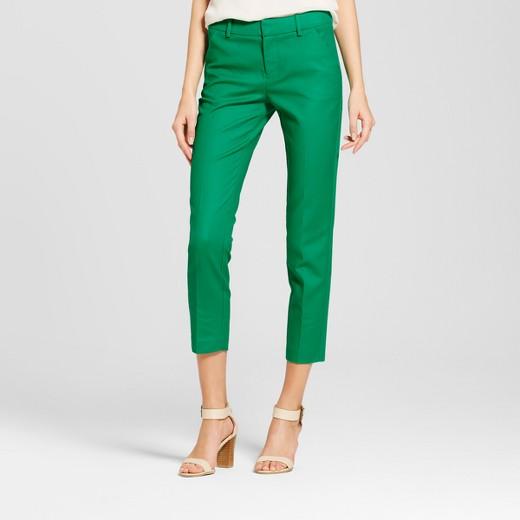 Target Women's Classic Ankle Pants - Merona™ Growing Garden $19.58