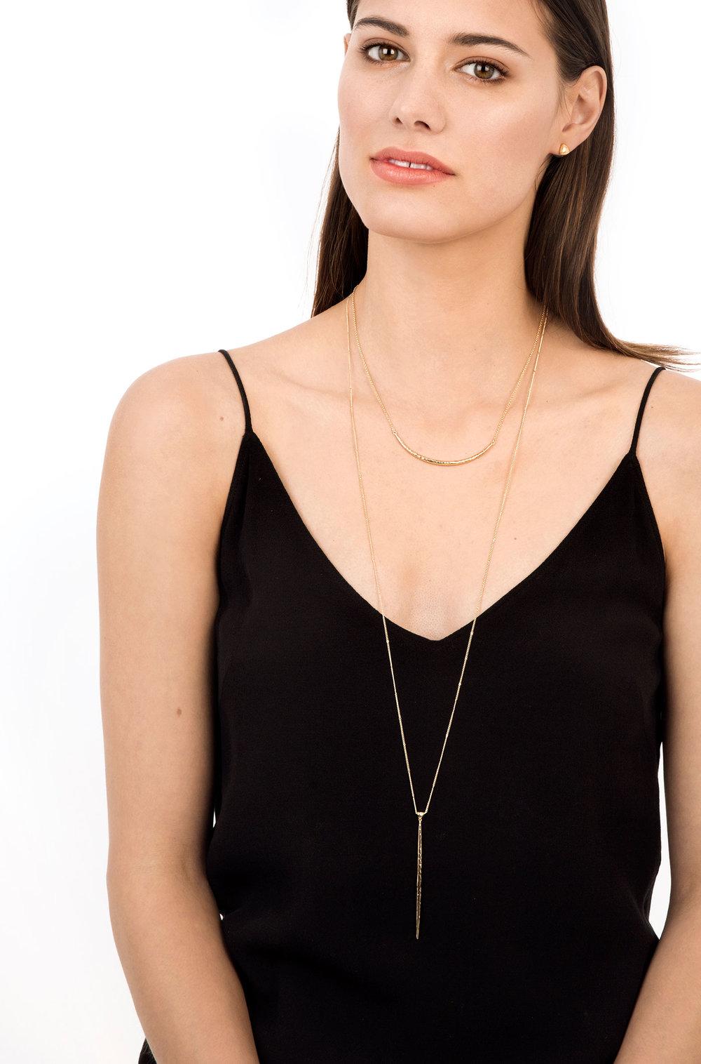 Kari Layered Necklace $59