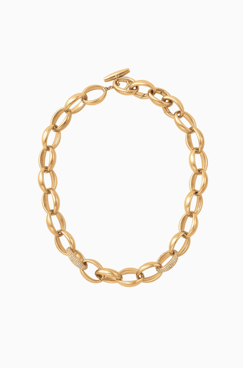 Pave Chain Link $119