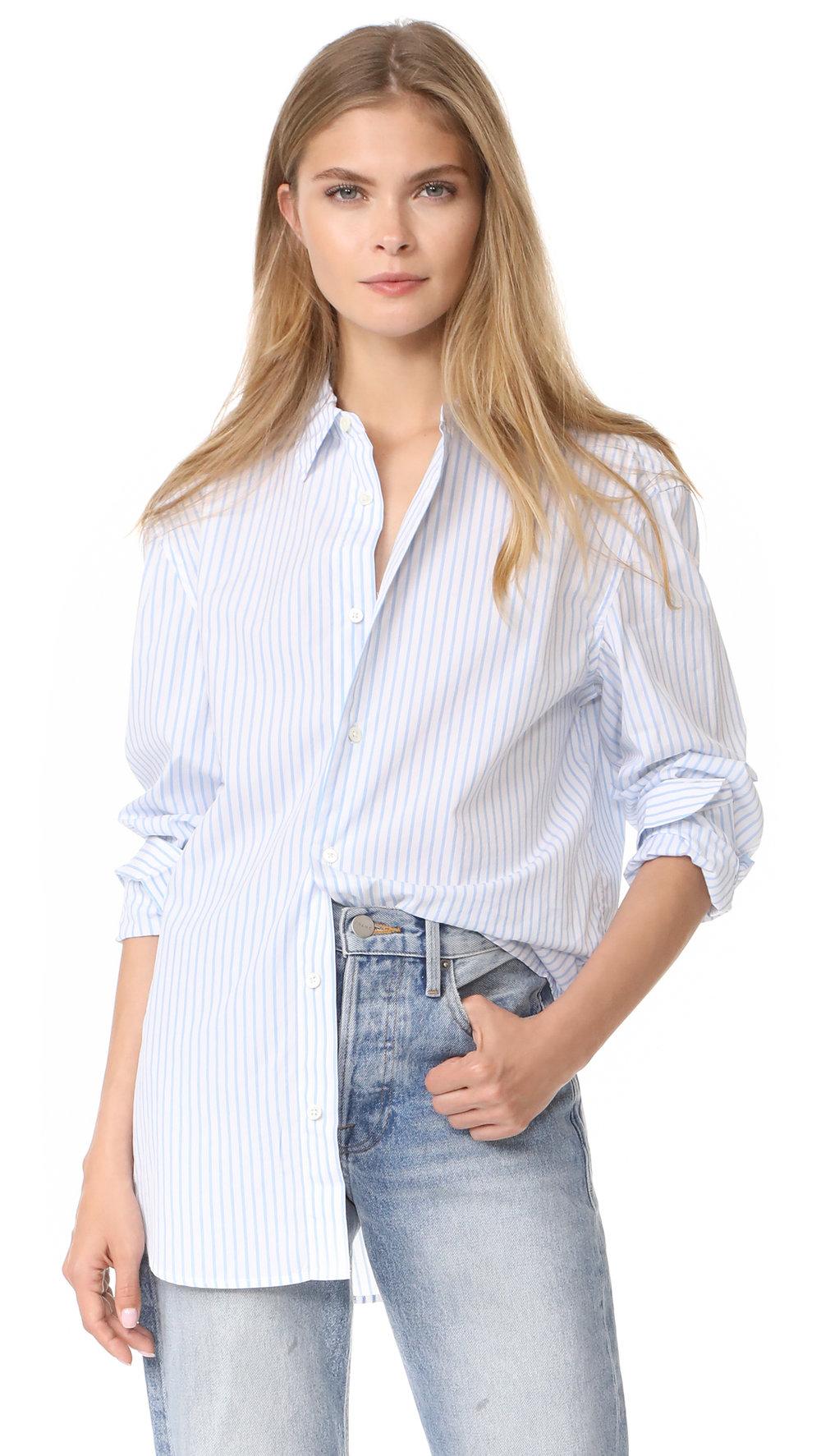 Frame Striped Shirt $229