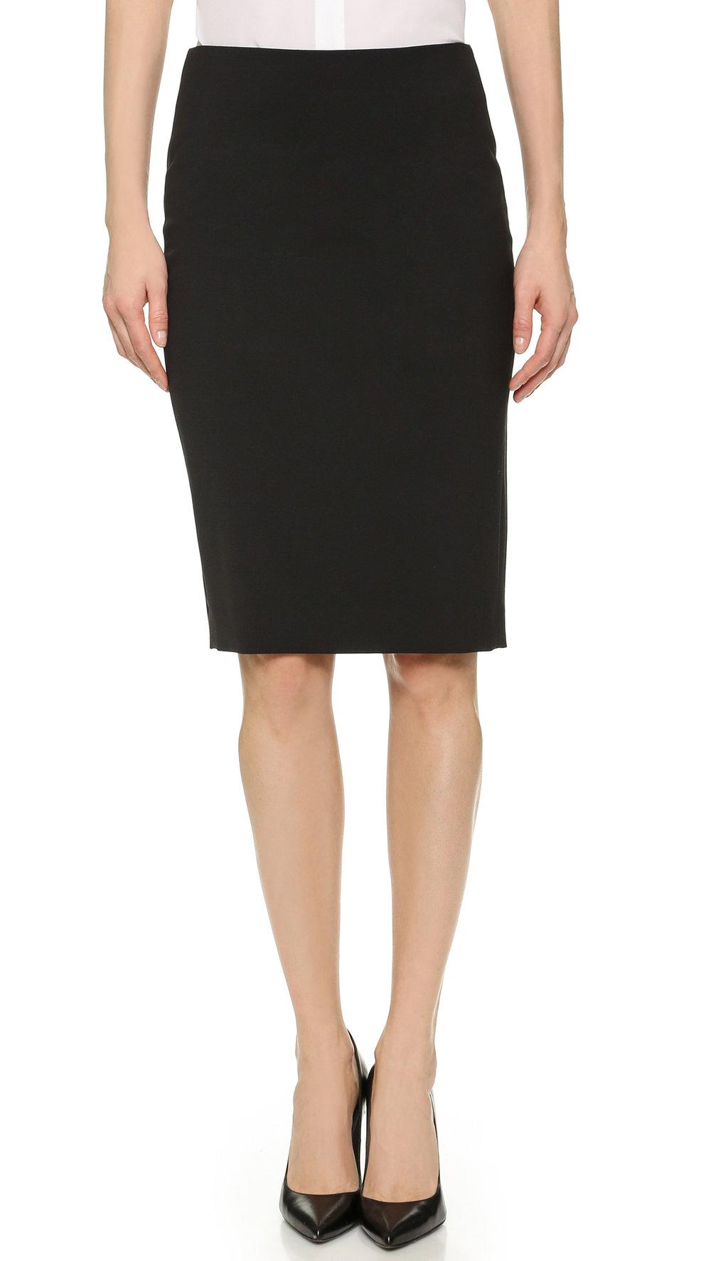Theory Pencil Skirt $215