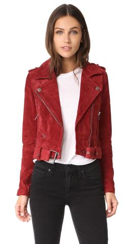 BlankNYC Moto Jacket $198