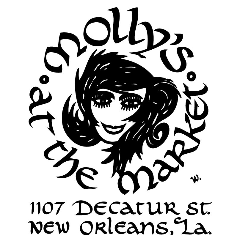Molly's at the Market logo