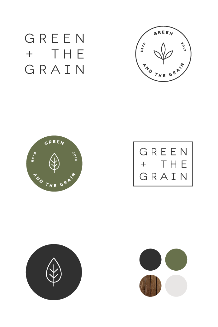 Green & The Grain | Design By Rowan Made