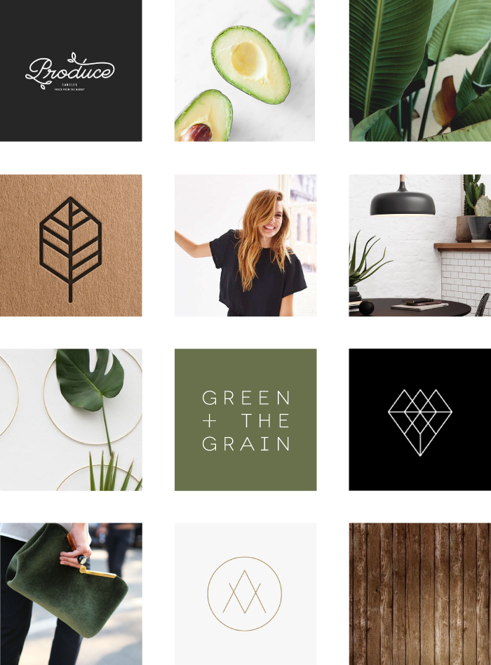 Loveleaf Co. Branding | By Rowan Made