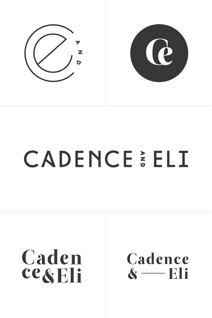 Cadence & Eli | Design by Rowan Made