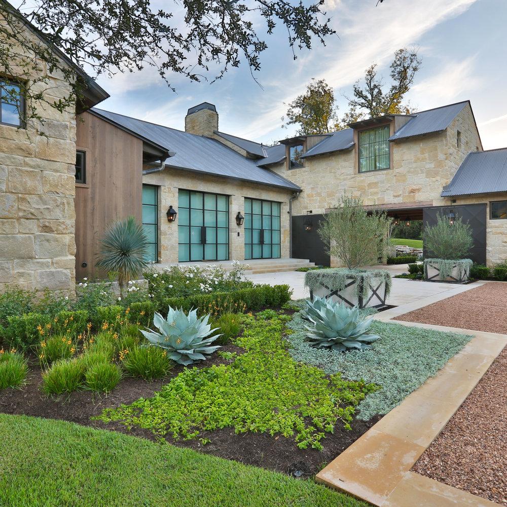 Austin home -