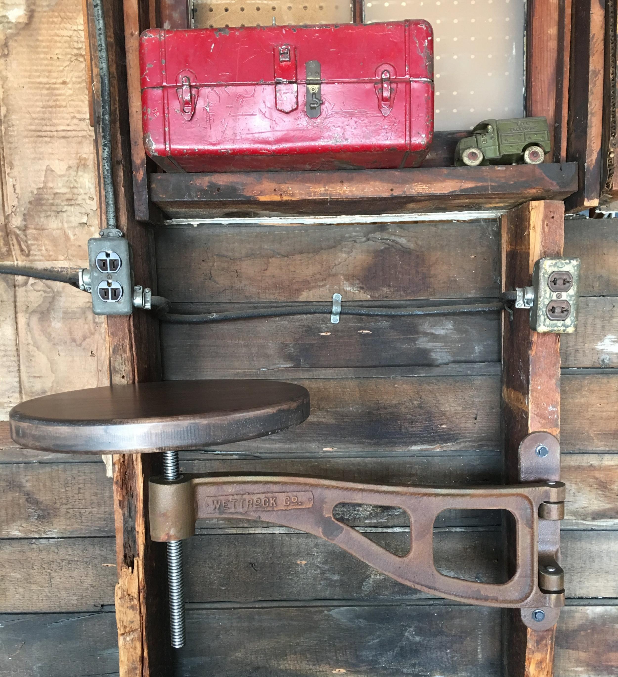 Wettrock Co. | Vintage Industrial Furniture & Home Decor - St. Paul, MN