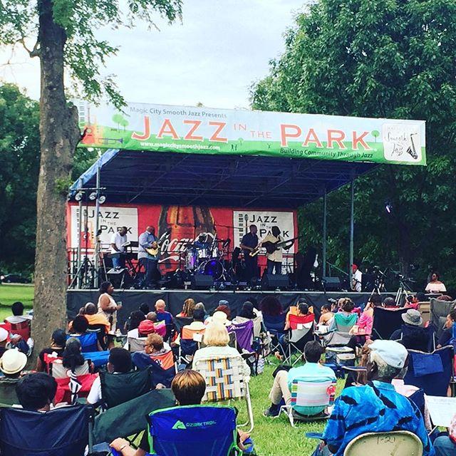 Jazz in the Park @jazzintheparkalabama