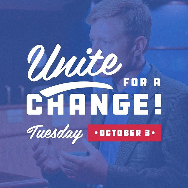 Today's the day, Birmingham! Unite for the change you want to see in your city and VOTE ✅ #VoteDOQ #District5 #Bham #UniteForChange