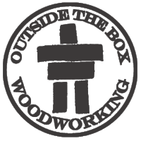 Outside The Box Woodworking logo