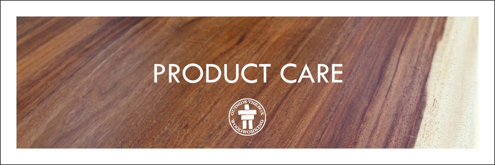 Outside The Box product care