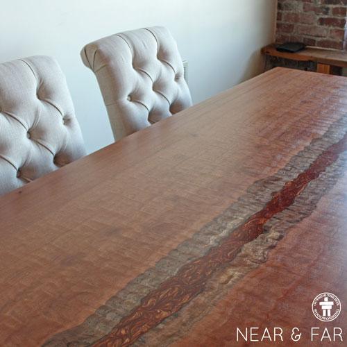 Tacoma, Washington custom dining table