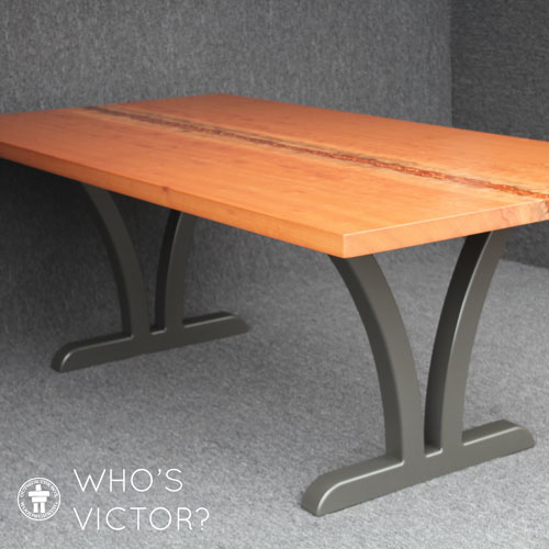 Seattle custom dining table