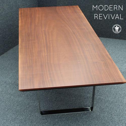 Custom modern dining table Seattle