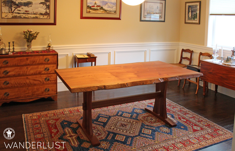 Gig Harbor custom dining room