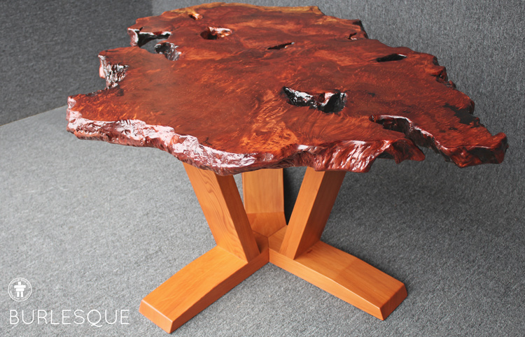 Custom solid wood table WA