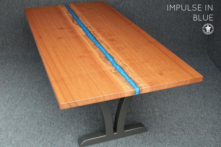 Custom slab table Seattle
