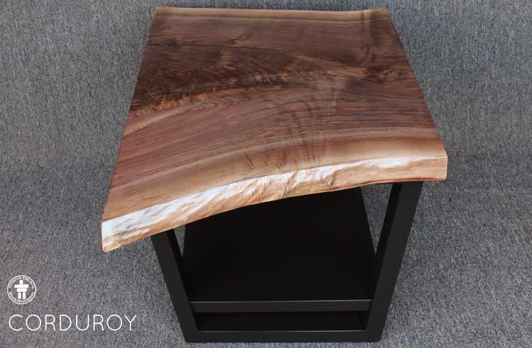 Black Walnut live edge table