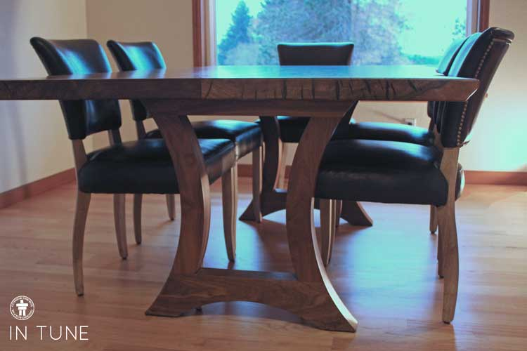 North Tacoma dining room table